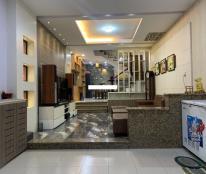 Cho thuê nhà Quận Bình Thạnh - Nhà MT đường Trần Quý Cáp