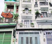 Bán nhà HXH 453 Lê Văn Sỹ, P14, Q3. DT 5x24m 4 lầu giá 14.5 tỷ