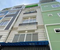 Bán nhà hẻm xe hơi Nguyễn Thông, P9, Q3, DT: 5*8m(37.7m2), 2 lầu, giá 8.5 tỷ TL