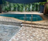 Biệt thự sân vườn- hồ bơi trung tâm Q3, diện tích: 406m2, LH: 0786961692