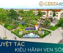 Sắp ra mắt dự án Centa Riverside tuyệt tác kiêu hãnh ven sông