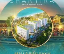 Bán căn hộ resort Shantira Hội An, view trực diện biển, Viettinbank hỗ trợ 0% lãi suất