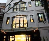 GĐ kẹt tiền bán gấp biệt thự đối diện Emart Phan Văn Trị, P5, Gò Vấp 4*17m, trệt 3 lầu giá: 12,9tỷ
