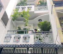 Nhà 4 tầng cực đẹp, full nội thất, HXH Phạm Văn Chiêu P. 14, Gò Vấp, giá mùa dịch