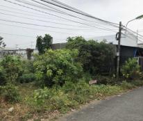 Bán đất mặt tiền cổng KCN Long Đức, TP Trà Vinh