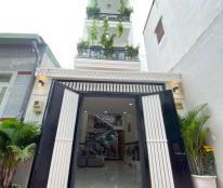 Siêu phẩm 5 lầu kiểu CityLand hẻm 302 Phan Huy Ích P. 12, GV: HXH, full nội thất