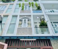 Nhà 4 tầng thiết kế cực đẹp Nguyễn Duy Cung P. 12, GV: HXH 6m, full nội thất, giá rẻ