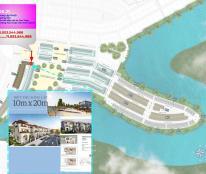 Bán biệt thự song lập Aqua Elite 2 10x20m 11,100 tỷ lịch thanh toán nhẹ nhàng