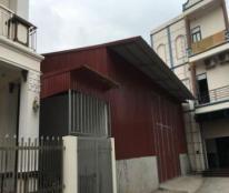 Chính chủ cần bán 152,1m2 xưởng ĐC: X20, xã Phụng Thượng, huyện Phúc Thọ, thành phố Hà Nội