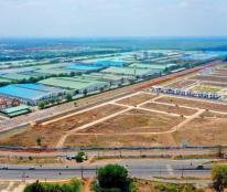Đất nền mặt tiền qL1A - khu công nghiệp Bàu Xéo - Trảng Bom - Đồng Nai