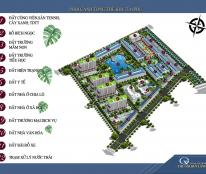 Bán đất liền kề giá tốt tại khu đô thị Quang Giáp - Hải Dương