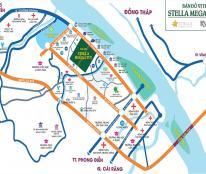 Cơ hội vàng sở hữu nền Stella Mega City, giá chỉ từ 2,5 tỷ - liên hệ ngay