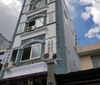 Bán gấp nhà hẻm 7m Thành Thái, Q10, 6.2m MT, 5 tầng HD 45 triệu