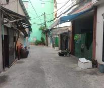 Bán nhà riêng C4 có sổ hồng đường Quang Trung, ngay chợ Hạnh Thông Tây, gần ngã 5