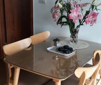 Em có căn hộ cần cho thuê ở chung cư Mon city, vào luôn, 68m2, 9,5tr/tháng, LH 0822188128