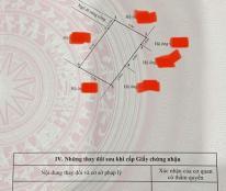 Chỉ với 850tr có ngay lô đất nằm ngay TT quận Hồng Bàng, diện tích 58,5m2 E Phương 0326.355.580