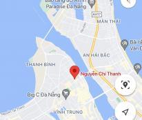 Bán nhà kiệt Nguyễn Chí Thanh, Hải Châu. DT: 80,6m2 giá 11 tỷ