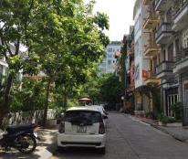 Cho thuê nhà liền kề khu Mỹ Đình đường Trần Hữu Dực đối diện chung cư Florence 60m2x5T