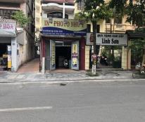 Cho thuê tầng 1 mặt phố số 86 Đốc Ngữ, Ba Đình, Hà Nội