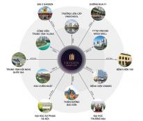 Bán căn hộ 2PN Imperia Smart City, hỗ trợ lãi suất 0%/24 tháng