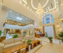 Nhà bán đường Nguyễn Văn Hưởng 17x44m 750m2. Biệt thự 3 lầu giá 175 tỷ