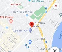 Bán đất đường Núi Thành, Phường Hòa Cường Bắc, Quận Hải Châu. DT: 45m2 giá 2,35 tỷ