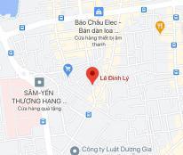 Bán nhà kiệt Lê Đình Lý, Phường Hải Châu II, Quận Hải Châu. DT: 50m2 giá 2,5 tỷ