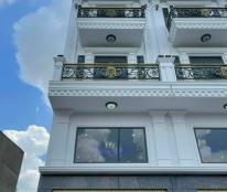 Bán nhà quận Bình Tân MTNB đường 10m Đất Mới, 4mx16m, lửng 4 lầu sân thượng khu cao cấp
