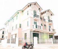 Cặp biệt thự lập dành cho nhà đầu tư và người mua ở tại khu đô thị xanh sạch đẹp văn minh