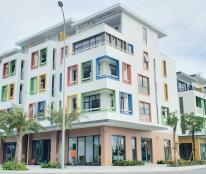 Bán lô shophouse 3 tầng tại phân khu Aqua (gần tháp tài chính, văn phòng) dự án Meyhomes Capital