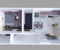 Bán căn hộ chung cư tại dự án Tây Đô Ecopark, Châu Thành A, Hậu Giang diện tích 37m2