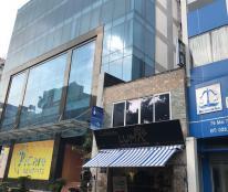 Nhà bán đường Đinh Tiên Hoàng 5,91x19m 118,4m2 hầm + lửng + 7T hợp đồng thuê 250tr/th. Giá 75 tỷ