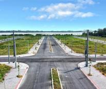 Cực hot, sở hữu nền đất mặt tiền Nam Sông Hậu - chỉ với 380 triệu - tặng 1 cây vàng 9999
