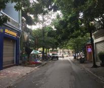 Cho thuê nhà mặt phố Trung Yên 11A, Cầu Giấy 100m2 x 5T, mặt tiền rộng nhà đẹp giá tốt