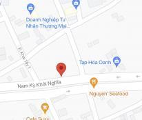 Bán lô đất 4 MT đường Nam Kỳ Khởi Nghĩa, P. Hòa Qúy, quận Ngũ Hành Sơn, DT: 4230m2. Gía 20 triệu/m2