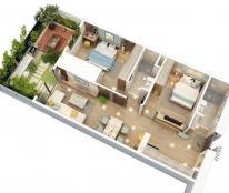 Căn góc 3 phòng ngủ đẹp nhất Tố Hữu Hà Đông BID Residence 104. LH 0984994111