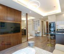 Cho thuê căn 1 ngủ chung cư Sun Grand City, 50m2, đầy đủ nội thất, view hồ tây, giá chỉ 15tr/tháng