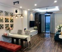 Cho thuê căn hộ chung cư Sun Grand City, Thụy Khuê, 3 phòng ngủ, đầy đủ nội thất sang trọng