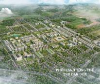 Đất khu đô thị mới cực đẹp giá: 7tr/m2 đường Trần Hưng Đạo, thị trấn Đăk Đoa, huyện Đăk Đoa