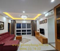 Cho thuê căn hộ Happy Valley 3 phòng ngủ view công sông giá - 27tr/th, LH 0906227922