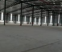 Cho thuê kho xưởng mới 100% DT từ 3.000m2 - 20.000m2 KCN Cầu Cảng, Phước Đông, Long An