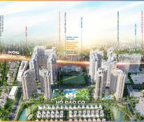 Căn hộ sinh thái Singapore tại Vin OCP, vay ls 0% trong 36 tháng, CK 18% GTCH, miễn phí 2 năm để xe