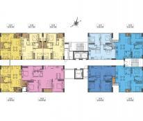 Bán căn hộ 2PN hướng Đông Nam tại trung tâm Long Biên chỉ từ 2,1 tỷ - CK đến 6%-3 chỉ vàng AJC