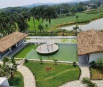 Siêu phẩm mùa dịch - resort Ba Vì Hà Nội diện tích 2702m2 - mặt tiền 100m