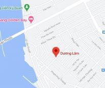 Bán căn hộ đường Dương Lâm, Phường Nại Hiên Đông, Quận Sơn Trà DT: 53 m2. Giá: 1,3 tỷ