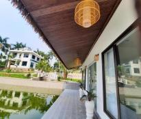 Bán resort Ba Vì 2702m2 - Mới tinh - Khu vực nhiều villa và resort thu hút khách - Lợi nhuận khủng