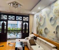 Bán nhà HXH đường Phan Huy Ích, khu vip 6 tầng, 4x16m, giá 6,9 tỷ