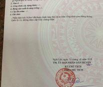 Chính chủ cần bán lô đất đẹp vị trí đắc địa tại Huyện Nghi Lộc, Tỉnh Nghệ An