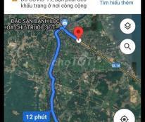 Chính chủ bán 2.408m2 thổ cư lên Thiền Viện Trúc Lâm Bạch Mã, Xã Lộc Hòa, Huyện Phú Lộc