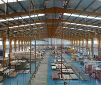 Cho thuê nhà xưởng 26000m2 trong KCN Tân Đô, Đức Hòa, Long An, giáp Bình Chánh